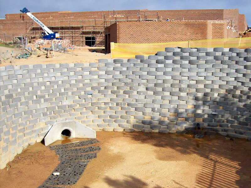 We Manufacture Retainer Blocks And More Outside Ballito Kzn